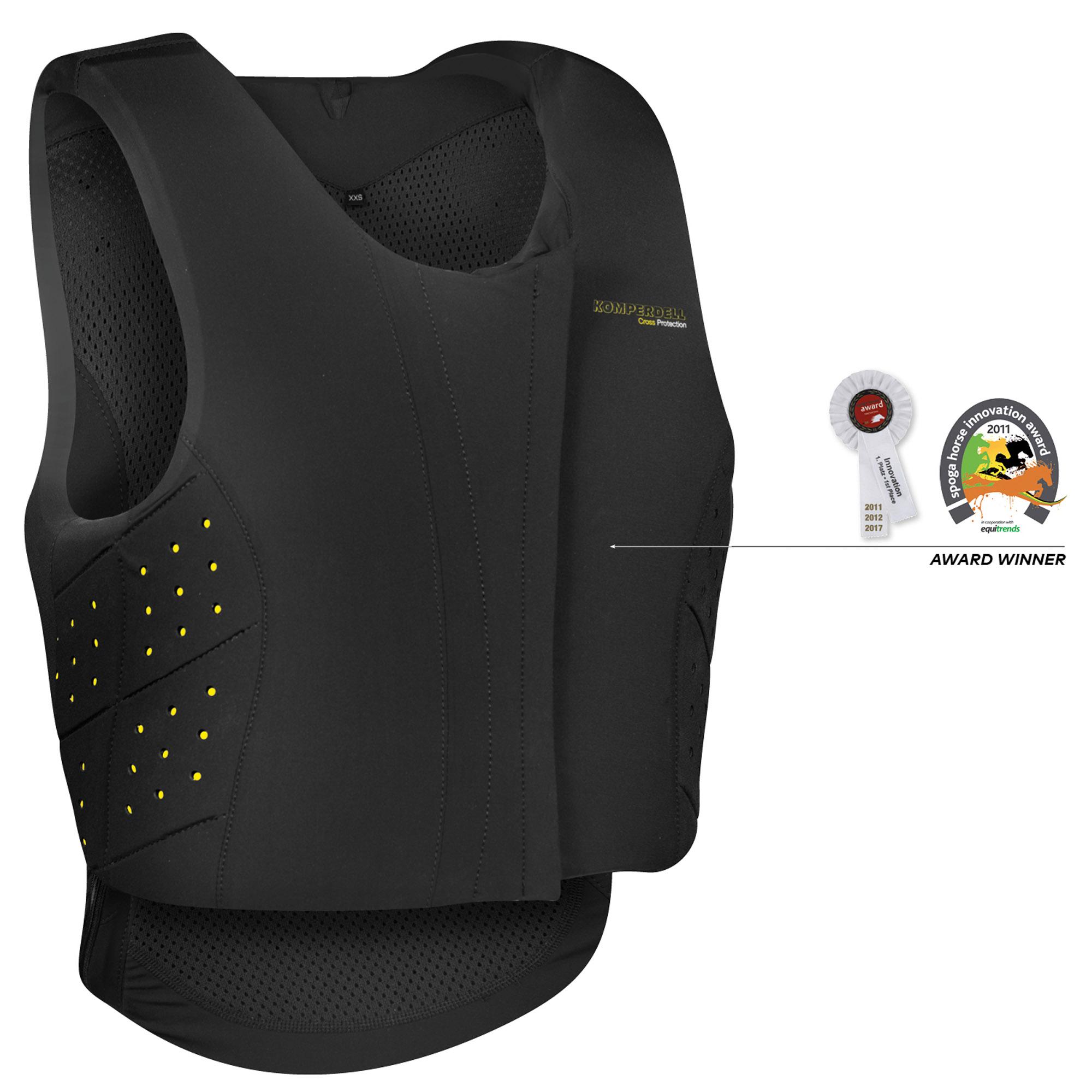 Safety Vest Junior Frontzip